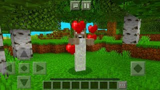 How To Breed GRANNY in Minecraft Pocket Edition (GRANNY Breeding Addon)