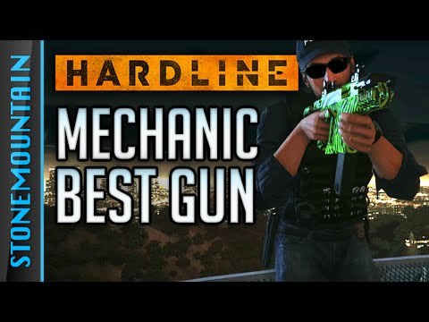 Battlefield Hardline PC MECHANIC Gameplay – Leveling up Mechanic/ Best Gun/ Gadgets