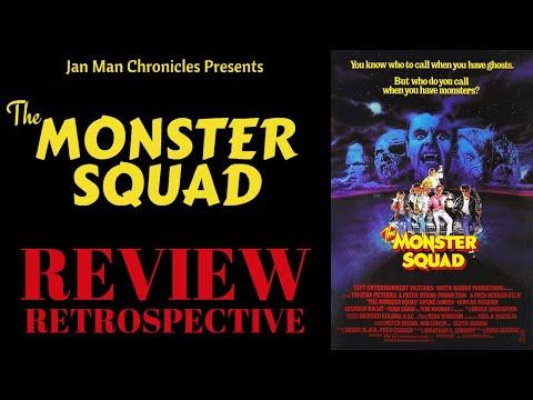 The Monster Squad (1987) Review Retrospective