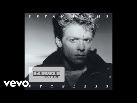 Bryan Adams - Reckless lyrics