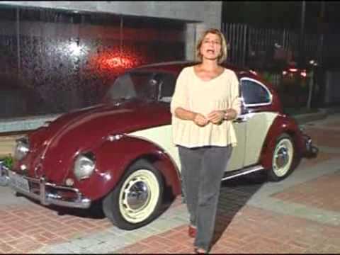 Excelente Reportagem da Globo - Fusca para Colecionadores- Fevereiro de 2008.flv