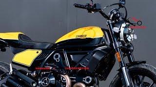 9. 2019 Ducati Scrambler Full Throttle at Intermot 2018   New Ducati Scrambler 2019