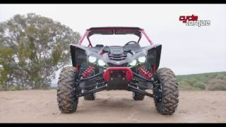 2. Yamaha YXZ1000R SS SE First Ride | Paddle Shift Sports Edition Side by Side