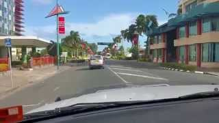 Suva Fiji  city images : DRIVING IN SUVA CITY