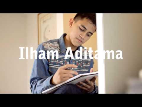 Say Hi To HiVi Teaser - Ilham Aditama