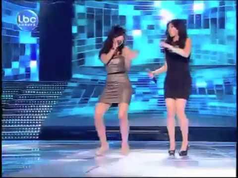 Single Ladies - Christine and Yasmine - Star Academy 8 Lebanon Prime 3