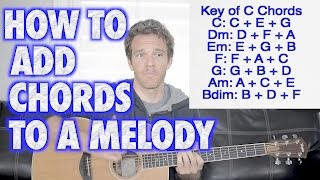 Video How to Add Chords to a Melody MP3, 3GP, MP4, WEBM, AVI, FLV Januari 2018