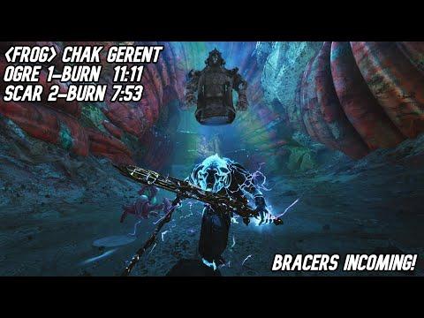 GW2: Chak Gerent 1-Burn w/ [FROG] - Base Power Rev - 1/11/21 (Ogre and Scar Lane)