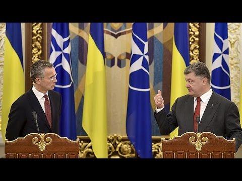 Ουκρανία: Συμφωνία με ΝΑΤΟ για εκσυγχρονισμό του στρατού