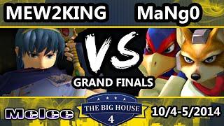 TBH4 – P4K EMP | Mew2King (Marth) Vs. C9 Mango (Fox, Falco) SSBM Grand Finals – Melee