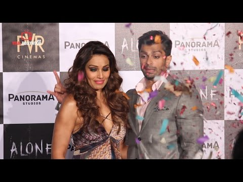 Video Funny Video Bipasha & Karan Got Scared | Alone Movie Promotion download in MP3, 3GP, MP4, WEBM, AVI, FLV January 2017
