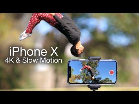 iPhone X Video Camera Footage