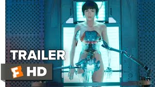 Video Ghost in the Shell Official Trailer 1 (2017) - Scarlett Johansson Movie MP3, 3GP, MP4, WEBM, AVI, FLV Mei 2017
