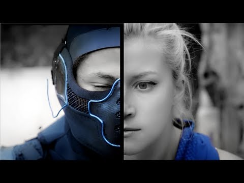 epic transformation - Check out Mortal Kombat Legacy 2 Premiere: http://bit.ly/17PdJOz Special Bonus Video! Daniel and I are huge Mortal Kombat fans so we wanted to create a littl...