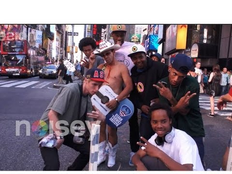 noisey - Like This? You Should Subscribe Here Now: http://bit.ly/VErZkw Check Out Part 2 here: http://bit.ly/STNQVL We followed OFWGKTA around NYC for an entire calen...