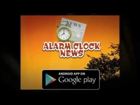 Video of Alarm Clock News