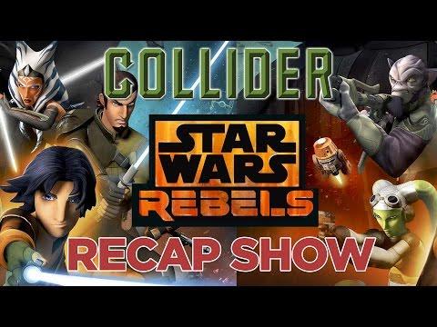 "Star Wars Rebels Recap and Review Season 2 Episode 1 ""The Lost Commanders"""