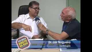 Entrevista com Jair Nogueira Parte I