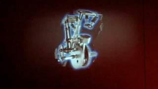 Harley Davidson Evolution Engine Exploded