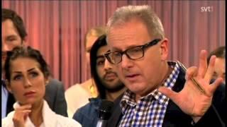 Svensk debatt om invandringen