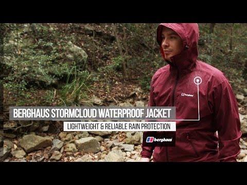 Berghaus Stormcloud Waterproof Jacket Review - Lightweight & Reliable Rain Protection