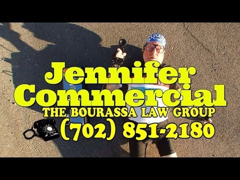 Las Vegas Auto Accident Attorney Mark Bourassa… Byerfilms commercial lll