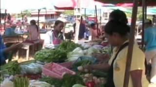 Food Market At Rawai Beach - Phuket Thailand