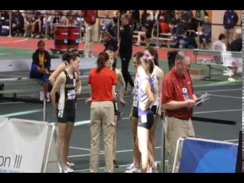 2012 Women's Indoor Track Highlight Video