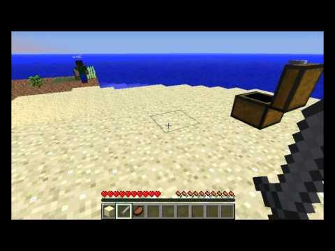 Minecraft: The Island #1 - Quel maledetto albero