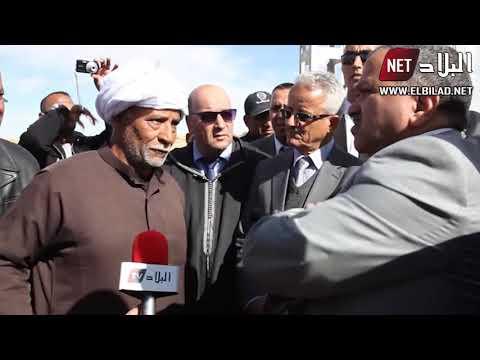 والي بشار / زيارة تنفدية للوقوف على المشاريع المسجلة بدائرة تابلبالة