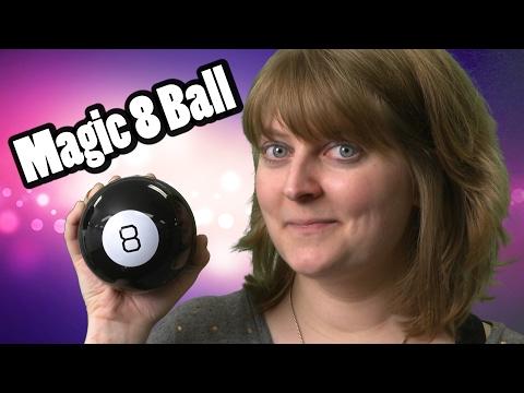 Magic 8 Ball from Mattel