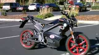 9. Contra Costa Powersports-Used 2012 ZERO S FZ9 electric sport motorcycle