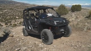 1. Can-Am Commander XT Review