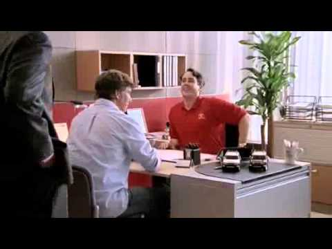 "Toyota Commercial ""Paper Football""Toyota Commercial ""Paper Football"""
