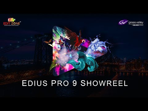 Edius Pro 9 Video Editing ShowReel By Edit Zone