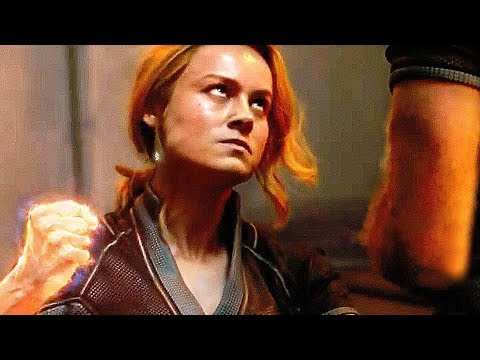 CAPTAIN MARVEL Full Movie Trailer (2019)