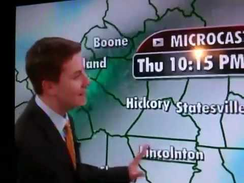 Weather Man Fail