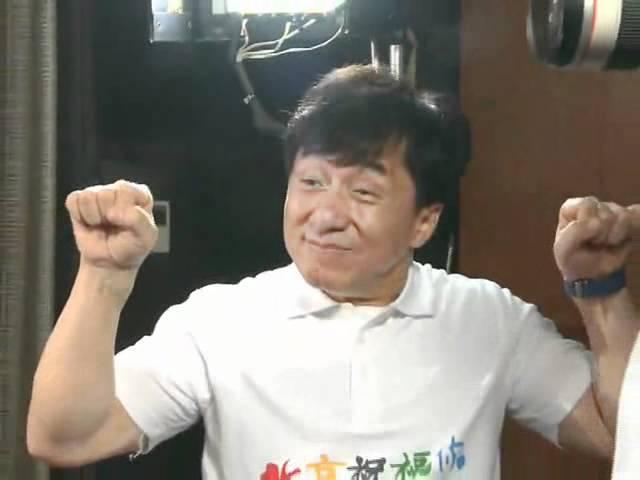 Jackie Chan Recording ...