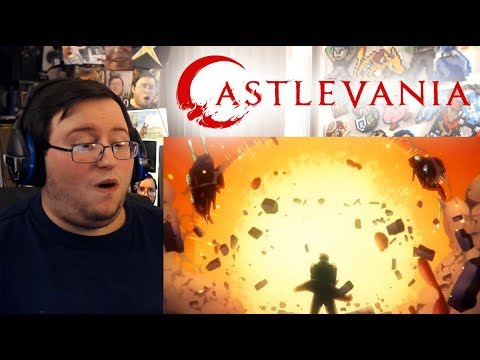"Castlevania: Season 3 ""Trevor & Sypha Vs. Hell Demons (Final Battle)"" REACTION Highlight"