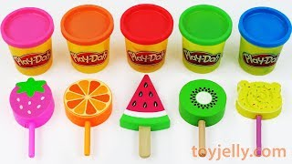Video Toy Ice Cream Play Doh Popsicles Learn Colors Baby Toys for Toddlers Kids Kinder Sursrise Eggs MP3, 3GP, MP4, WEBM, AVI, FLV April 2019