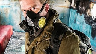 Radioaktiv verseucht • Tschernobyl (Ukraine) | Sarazar