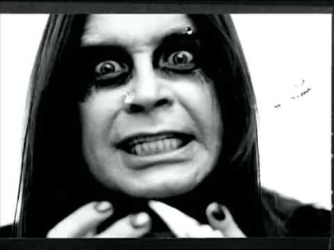 """OZZY OSBOURNE - """"I Just Want You"""" (Official Video)"""