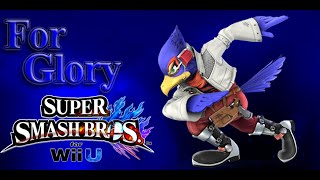 For Glory! Falco prefers the air!