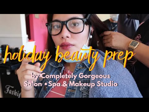 Holiday Pamper/Beauty Prep 2018 (Affordable Hair Color, Brazilian Blowout, Body Scrub & Bleaching)