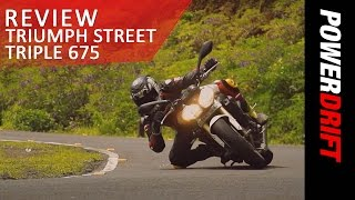 7. Triumph Street Triple 675 : Review : PowerDrift
