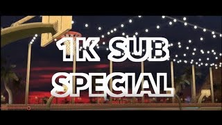 HIT THAT LIKE & SUBSCRIBE BUTTON ! I just want to thank y'all for 1,000 subscribers! Thanks for the love and support foreal! Shout out to @Cyclo2K for the do...