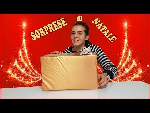 REGALI DI NATALE Pacco a Sorpresa (Edicola by Giulia Guerra) (видео)
