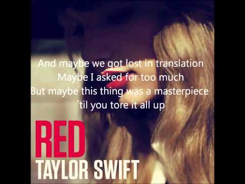 Taylor Swift's Hardest Song She's Ever Written