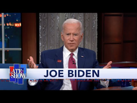 Joe Biden Decided to Run for President After Charlottesville