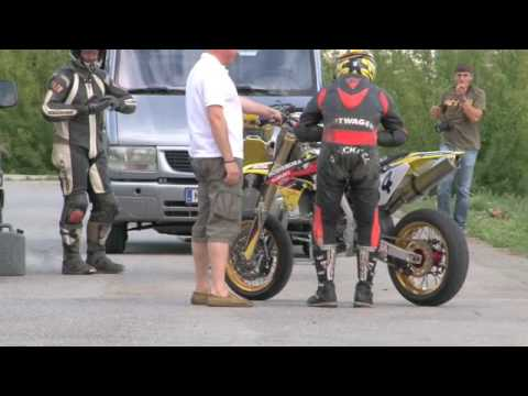 Supermoto-Fleckerl